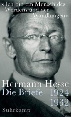 Ich bin ein Mensch des Werdens und der Wandlungen, Hermann Hesse