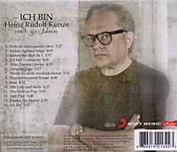 Ich bin - im Duett mit Heinz Rudolf Kunze - Produktdetailbild 1
