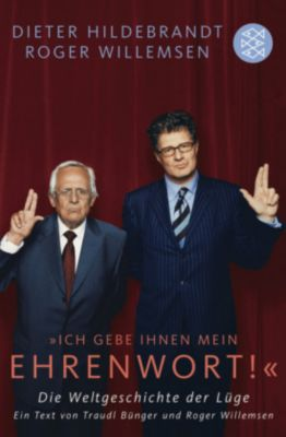 'Ich gebe Ihnen mein Ehrenwort!', Traudl Bünger, Roger Willemsen
