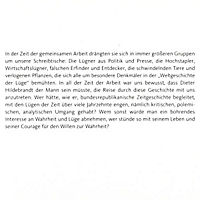 Ich gebe Ihnen mein Ehrenwort - Die Weltgeschichte der Lüge, 2 Audio-CDs - Produktdetailbild 3