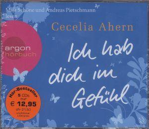 Ich hab dich im Gefühl, 5 Audio-CDs, Cecelia Ahern
