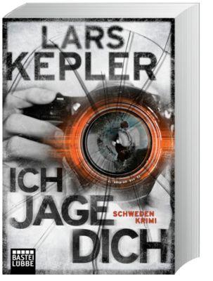 Ich jage dich, Lars Kepler