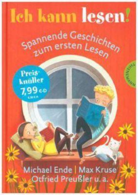 Ich kann lesen!, Michael Ende, Max Kruse, Otfried Preußler
