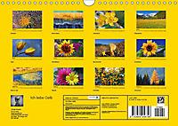 Ich liebe Gelb (Wandkalender 2019 DIN A4 quer) - Produktdetailbild 13