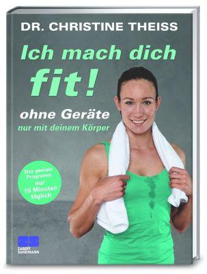 Ich mach dich fit!, Christine Theiss