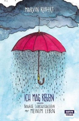 Ich mag Regen - Marvin Ruppert |