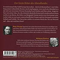 Ich, Maximilian, Kaiser der Welt, 9 Audio-CDs - Produktdetailbild 1