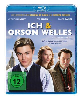 Ich & Orson Welles, Holly Gent Palmo, Robert Kaplow, Vincent Palmo Jr.