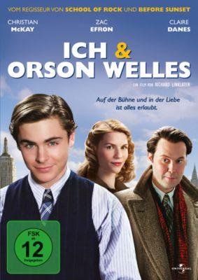 Ich & Orson Welles, DVD, Robert Kaplow
