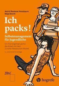 Ich packs!, Astrid Riedener Nussbaum, Maja Storch