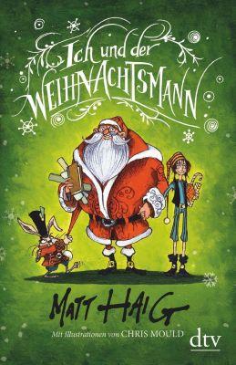 Ich und der Weihnachtsmann, Matt Haig