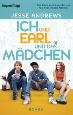 Ich und Earl und das Mädchen, Buch zum Film, Jesse Andrews