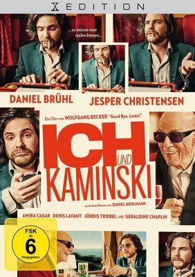 Ich und Kaminski, Daniel Kehlmann