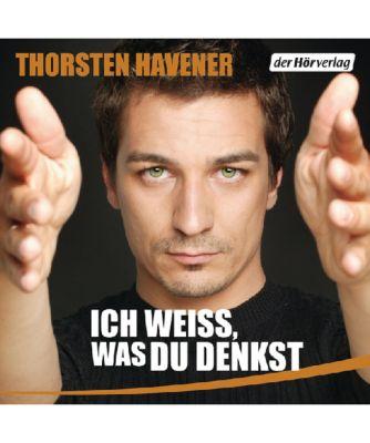 Ich weiß, was du denkst, Hörbuch, Thorsten Havener