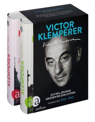 Ich will Zeugnis ablegen bis zum letzten, 2 Bde., Victor Klemperer