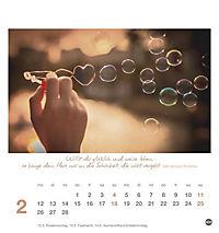 Ich wünsch dir Tage voller Glück Postkartenkalender 2018 - Produktdetailbild 2