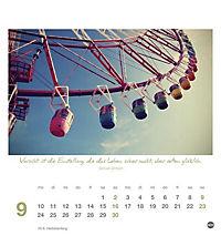 Ich wünsch dir Tage voller Glück Postkartenkalender 2018 - Produktdetailbild 9