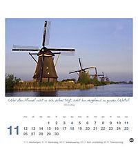 Ich wünsch dir Tage voller Glück Postkartenkalender 2018 - Produktdetailbild 11