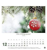 Ich wünsch dir Tage voller Glück Postkartenkalender 2018 - Produktdetailbild 12