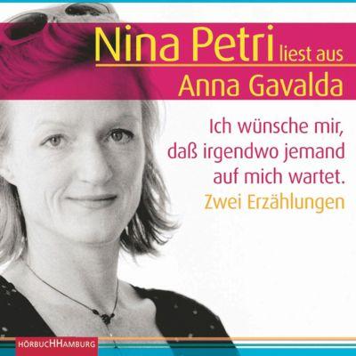Ich wünsche mir, daß irgendwo jemand auf mich wartet, Anna Gavalda