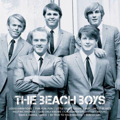 ICON: The Beach Boys (Best Of), The Beach Boys