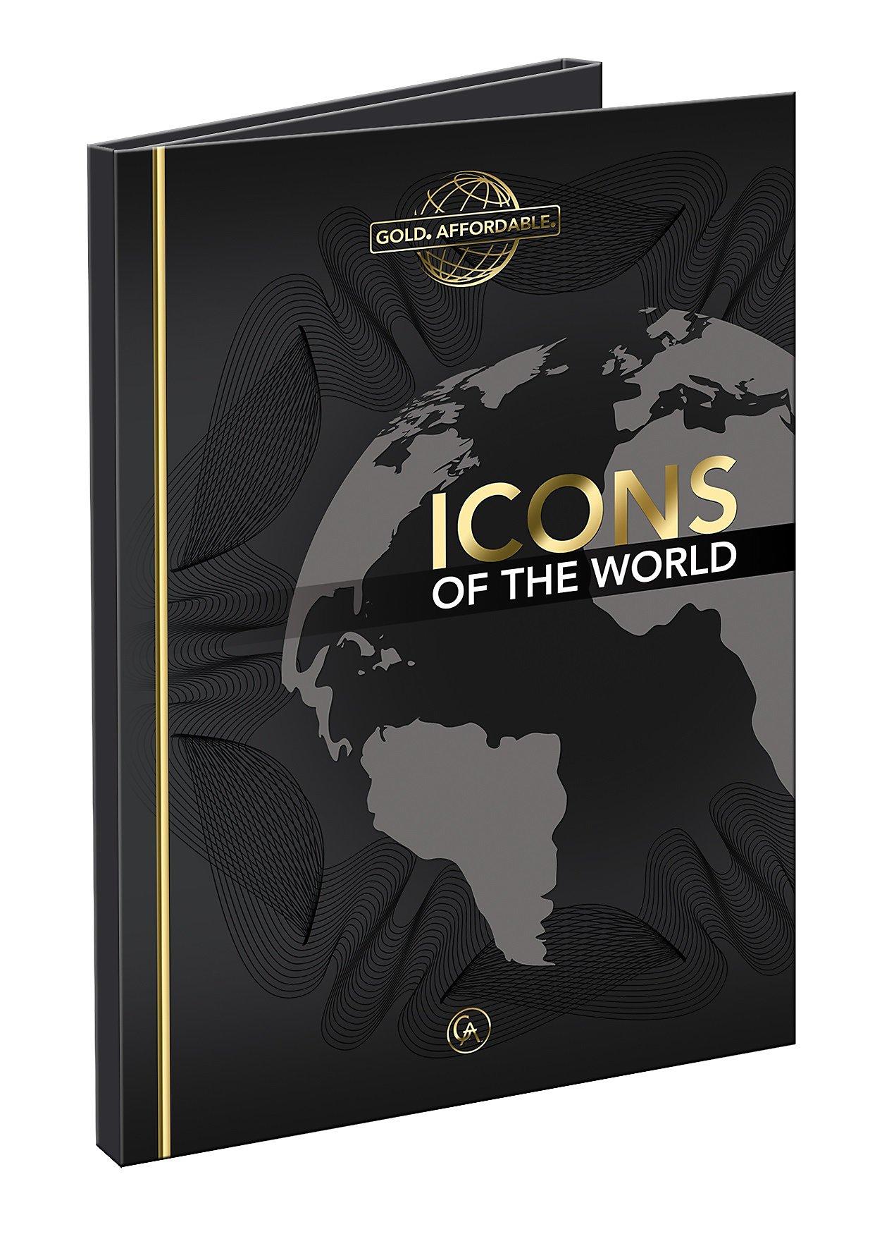 Icons Of The World Goldmünze Sammler Edition Weltbildde