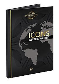 Icons of the world - Goldmünze - Produktdetailbild 1