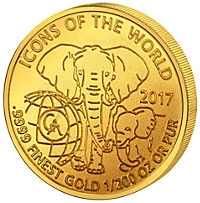 Icons of the world - Goldmünze - Produktdetailbild 3