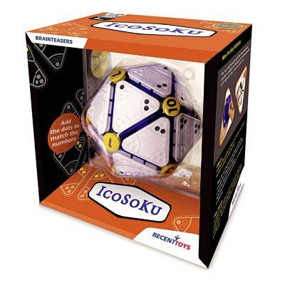 Icosoku - 3D-Sukoku, Knobelspiel