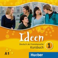 Ideen - Deutsch als Fremdsprache: Bd.1 3 Audio-CDs zum Kursbuch, Wilfried Krenn, Herbert Puchta, Franz Specht