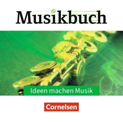 Ideen machen Musik, Audio-CDs, Rainer Butz