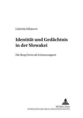 Identität und Gedächtnis in der Slowakei, Gabriela Kiliánová
