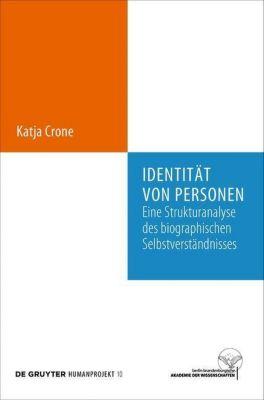 Identität von Personen, Katja Crone