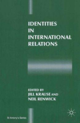 Identities in International Relations