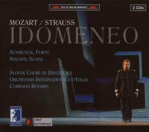 Idomeneo, Schmunck, Forte, Soloviy, Scaini