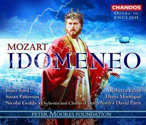 Idomeneo, Ford, Evans, Gedda