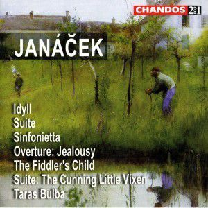 Idyll/suite F.strings/jealousy, Jiri Belohlavek, Tp