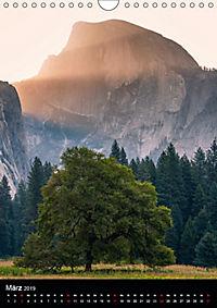 Idylle Pur - Der Yosemite National Park (Wandkalender 2019 DIN A4 hoch) - Produktdetailbild 3