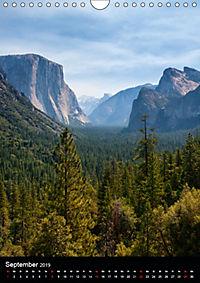 Idylle Pur - Der Yosemite National Park (Wandkalender 2019 DIN A4 hoch) - Produktdetailbild 9