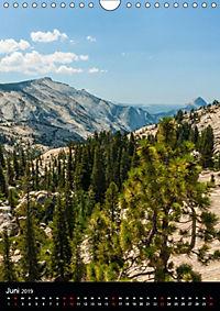 Idylle Pur - Der Yosemite National Park (Wandkalender 2019 DIN A4 hoch) - Produktdetailbild 6