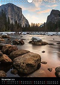 Idylle Pur - Der Yosemite National Park (Wandkalender 2019 DIN A4 hoch) - Produktdetailbild 11