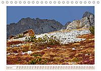 Idyllische Almhütten (Tischkalender 2019 DIN A5 quer) - Produktdetailbild 4