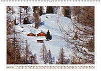 Idyllische Almhütten (Wandkalender 2019 DIN A2 quer) - Produktdetailbild 2