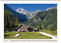 Idyllische Almhütten (Wandkalender 2019 DIN A2 quer) - Produktdetailbild 6