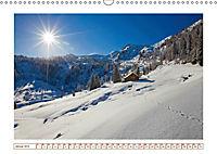 Idyllische Almhütten (Wandkalender 2019 DIN A3 quer) - Produktdetailbild 1
