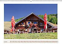 Idyllische Almhütten (Wandkalender 2019 DIN A3 quer) - Produktdetailbild 7