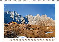 Idyllische Almhütten (Wandkalender 2019 DIN A3 quer) - Produktdetailbild 11