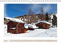 Idyllische Almhütten (Wandkalender 2019 DIN A4 quer) - Produktdetailbild 3