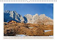 Idyllische Almhütten (Wandkalender 2019 DIN A4 quer) - Produktdetailbild 11