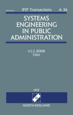 IFIP Transactions A: Computer Science and Technology: Systems Engineering in Public Administration